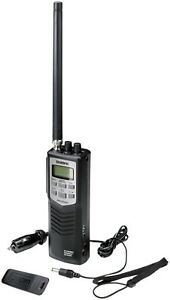 Uniden PRO501HH 40 Channel Handheld Short Range CB With Built in Weather