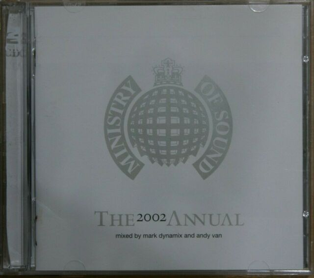 Mark Dynamix And  Andy Van  – The 2002 Annual CD Sent Tracked  (C609)