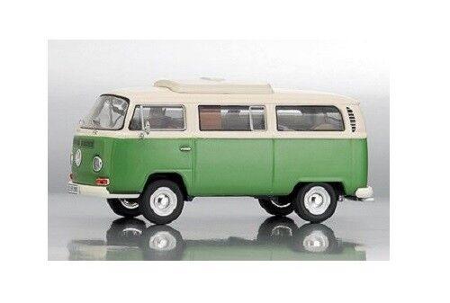 VW T2a Camping Bus  verde verde verde  (Premium Classixxs 1 43   11326) 7fee99