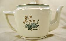 Royal Copenhagen 884 QUAKING GRASS 4 Cup Teapot tea pot