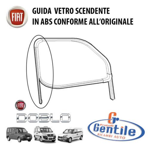 Fiat Doblo /'2001/> Conduite Vitre Décroissant avant Gauche 51883273 46837969