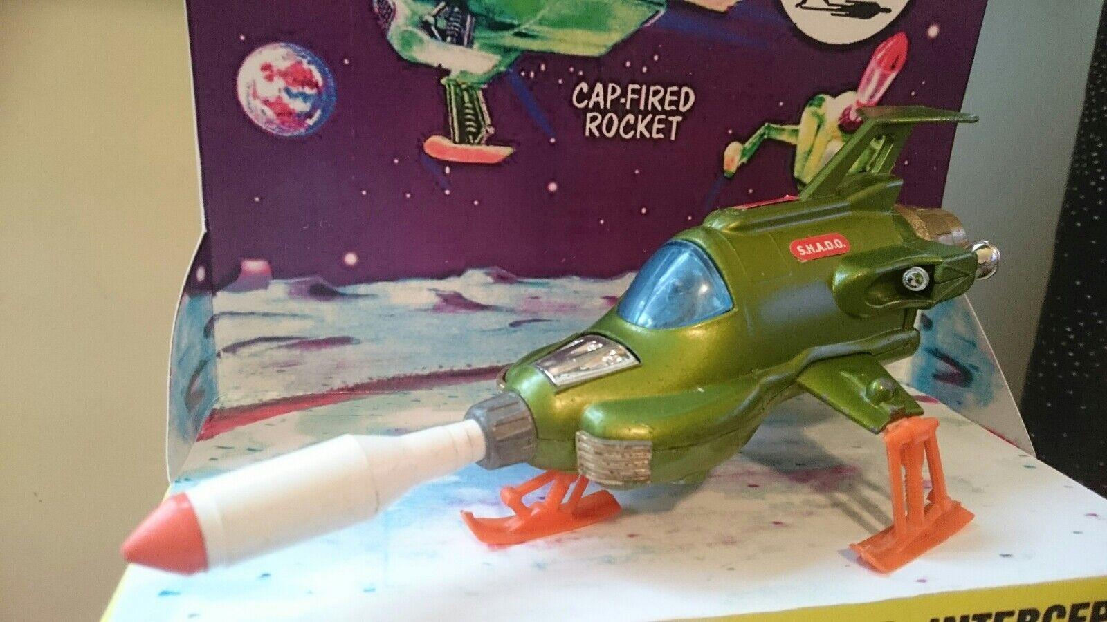 DINKY TOYS 351 GERRY ANDERSON TV SERIES UFO INTERCEPTOR SHADO SHADO SHADO ORIGINAL ca0f4c