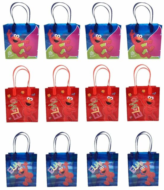 24 pcs elmo sesame street goodie bags party favors candy birthday