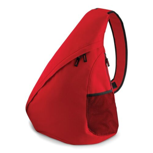 New BAGBASE Universal Monostrap Backpack Rucksack in 5 Colours One Size