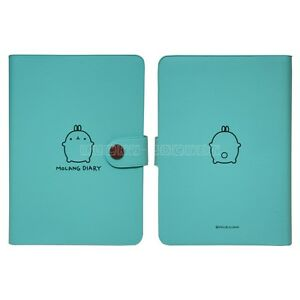 Mint-2014-2015-Molang-Diary-Journal-Weekly-Planner-Agenda-Cute-Rabbit-Kawaii
