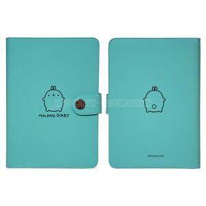 Mint-2014-2015-Molang-Diary-Journal-Weekly-Planner-Agenda-Cute-Rabbit-Kawaii