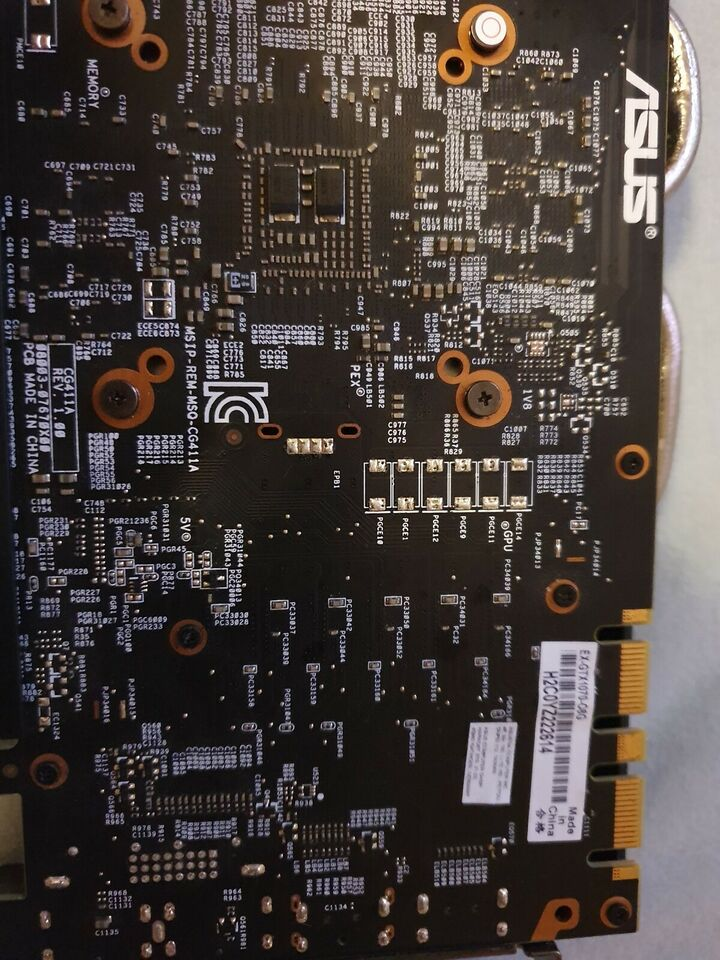 Ex-Gtx 1070 Asus, 8 gb GB RAM, Perfekt