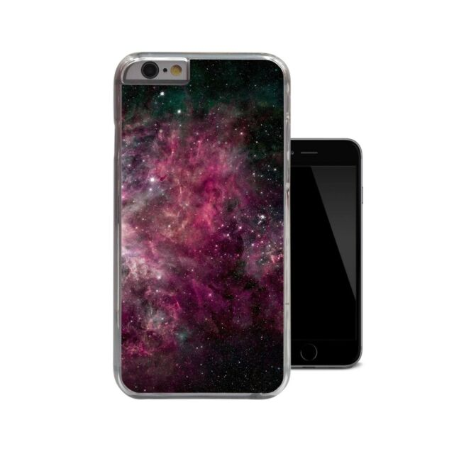 Galaxy Purple Nebula Outer Space Stars Cosmos Universe Hipster Case For iPhone