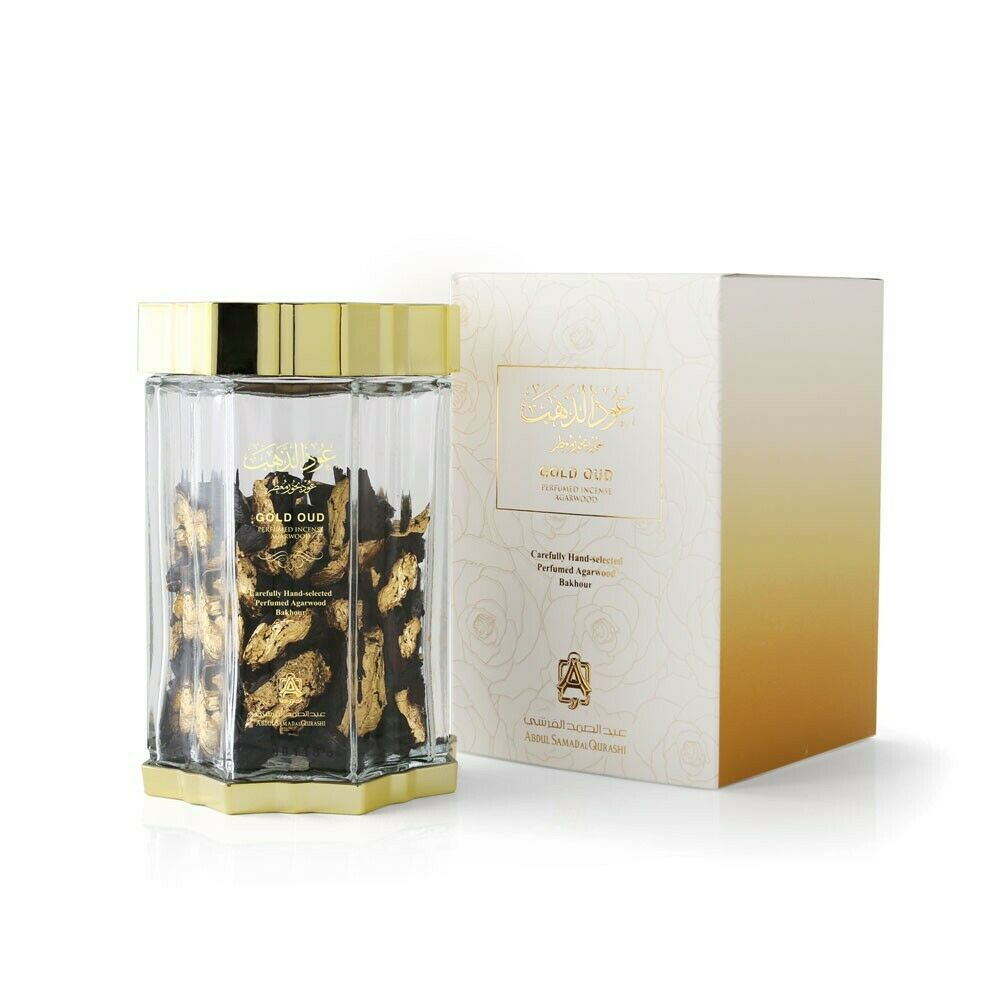 Perfumed Incense Gold Oud By Abdul Samad