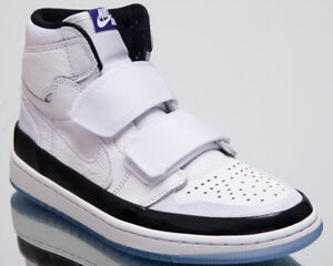 f49c8492c56f Air Jordan 1 Retro High Double Strap Concord Lifestyle Shoes White ...