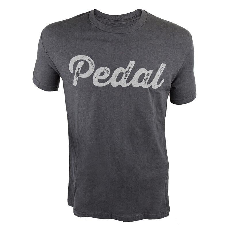 Dh Designs Pedal Abbigliamento TShirt Dhd Pedal Md Gry