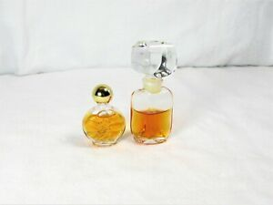 Vintage-Charles-Of-The-Ritz-Enjoli-Perfumes-Rare-FL-Oz-Glass-Stopper
