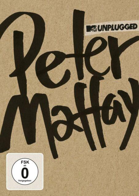 PETER MAFFAY - MTV UNPLUGGED  2 DVD NEU