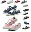 New-Womens-Lace-Up-Canvas-Shoes-Casual-Comfy-Slip-On-Sneakers-Size-5-11 thumbnail 3