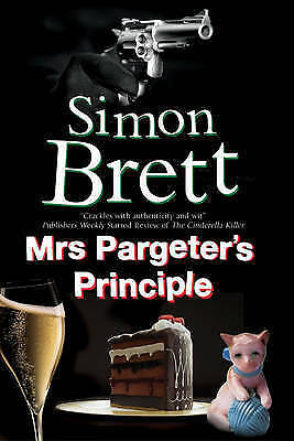 1 of 1 - Mrs Pargeter's Principle: A cozy mystery featuring the return of Mrs-ExLibrary