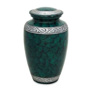 Royal Green Adult Cremation Urn