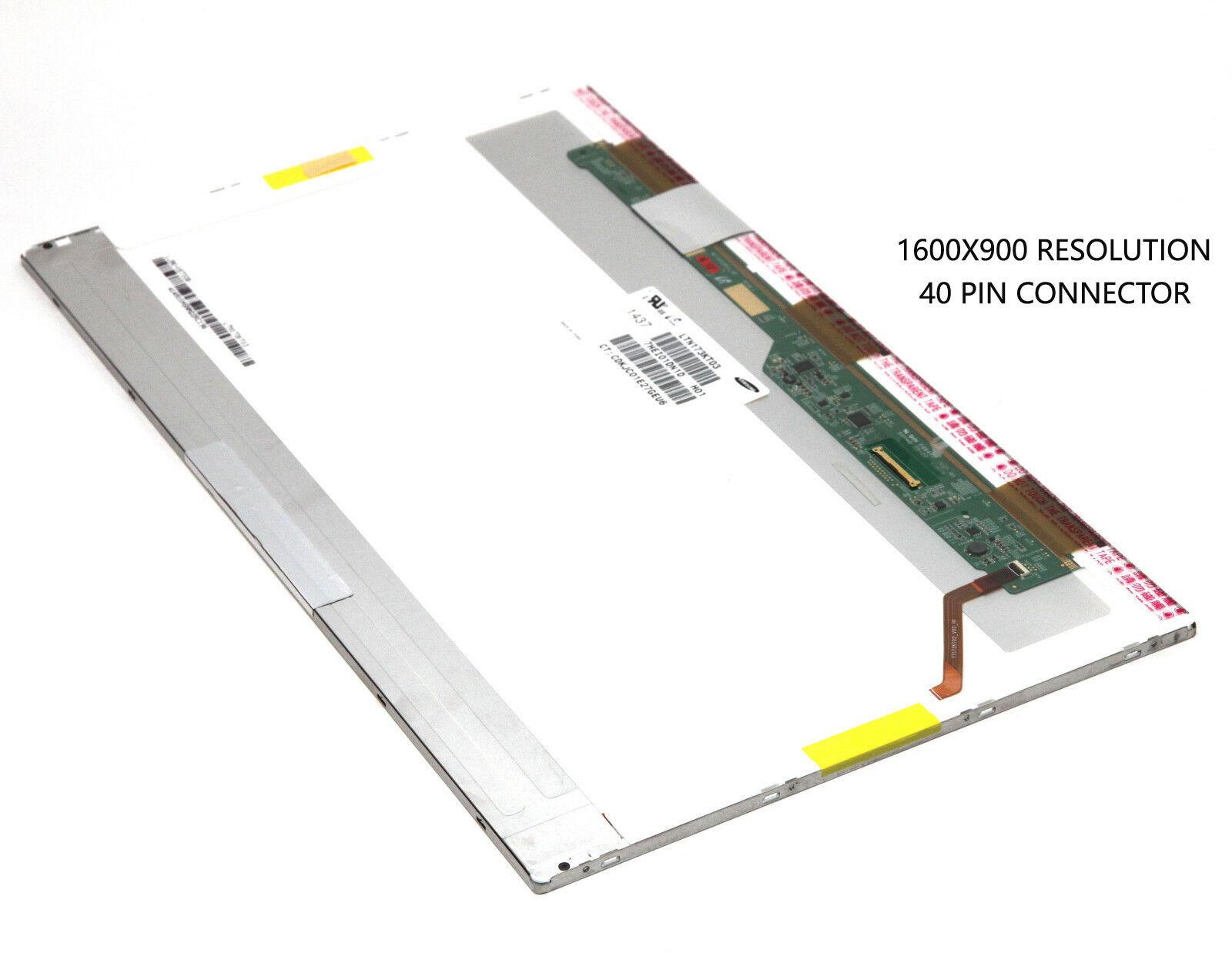 "17.3/"" LCD Screen for Sony Vaio SVE171G12L LED WXGA HD Laptop Display Panel"