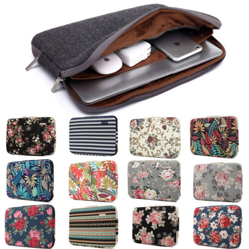 "Laptop Case Sleeve Notebook Tablet PC Cover protection Bag 11/"" 13/"" 14/"" 15/"" 17/"""