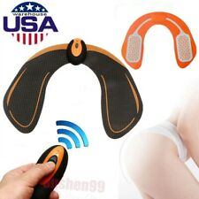 6 Modes Hip Trainer With Controller Set Buttocks Muscle Booty Push Up Beauty Kit