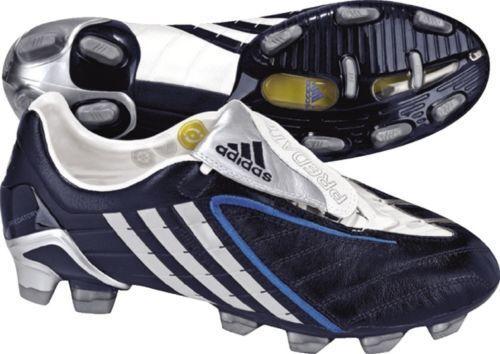 Adidas Projoator Powerswerve Ps TRX Fg Pista Dura Fútbol Zapatos Dark Indigo