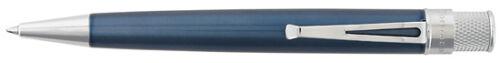 Retro 51 Tornado Ice Blue Lacquer Rollerball Pen  NEW VRR-1318