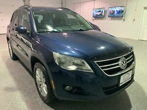 2011 Volkswagen Tiguan SE 4Motion #New Tires #Clean Carfax