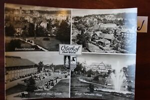 Carte Postale Vue Carte Mecklembourg-poméranie Occidentale Oberhof-rpommern Oberhof Fr-fr Afficher Le Titre D'origine