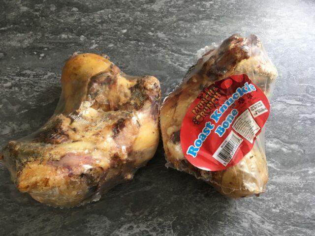 Munch /& Crunch Roast Knuckle Dog Bone