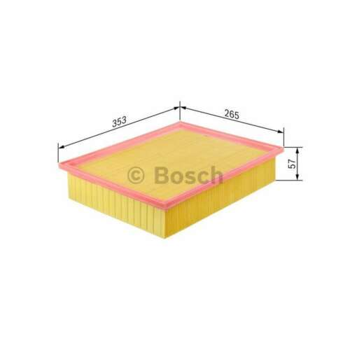 Si adatta VW Crafter 30-50 2E ORIGINALE BOSCH Filtro aria inserimento