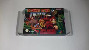 Donkey-Kong-Country-PAL-Super-Nintendo-SNES-Only-Box