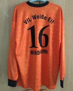 Maillot-shirt-foot-Erima-NORDHORN-Allemagne-GERMANY