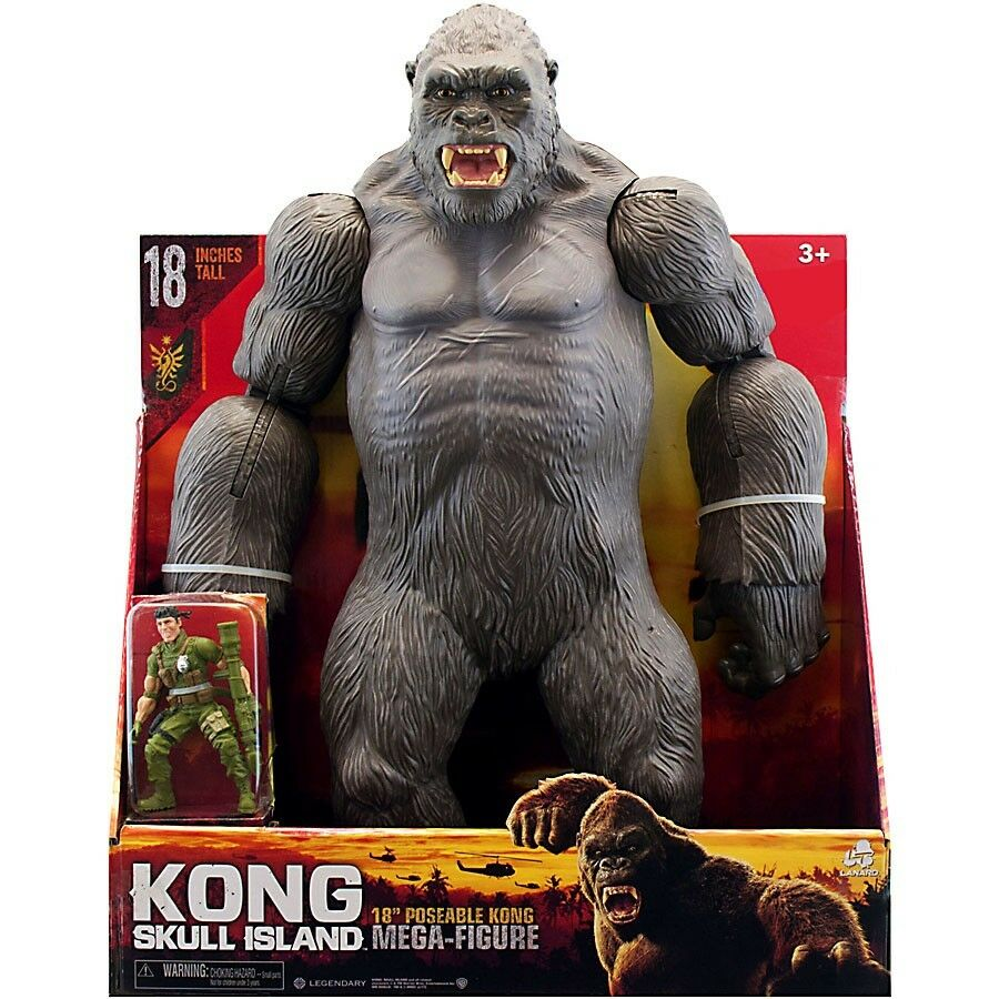King Kong Kong Skull Island Kong Exclusive Mega Action Figure