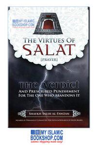 The-Virtues-Of-Salat-Prayer-By-Shaykh-Salih-Al-Fawzan-Islamic-Book-Gift-Ideas