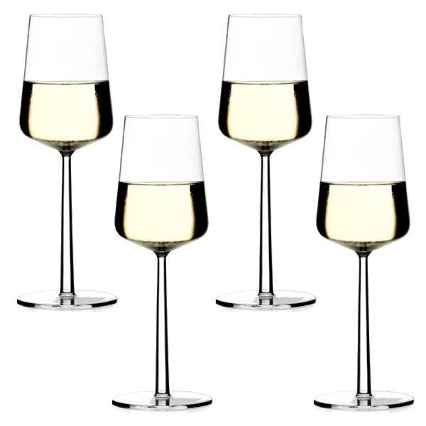 Iittala Vin Blanc Verres ESSENCE (4 pièces)