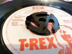 45 RPM Record Adapter Spider für Zentrum Spindel 5mm dick Acryl