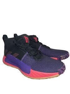 horizonte malla burbuja  adidas Dame 5 CBC Celebrating Black Culture Basketball Shoes Mens 13.5 New    eBay
