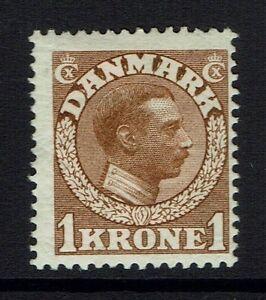 Denmark SC# 132 - Mint Hinged - Lot 012917
