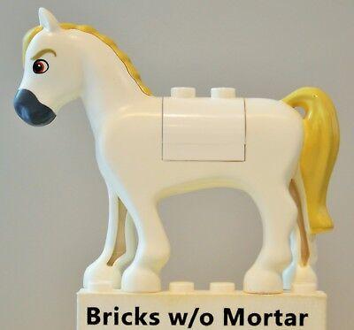New Genuine LEGO Maximus Horse Animal Disney Princess Friends Farm 41157