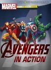 Marvel Avengers Assemble in Action Poster-a-page 9781618933768 by Disney
