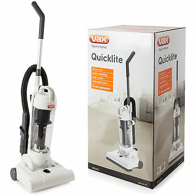 Vax VRS1071 Quicklite Powerful Lightweight Bagless Upright Hoover Vacuum Cleaner