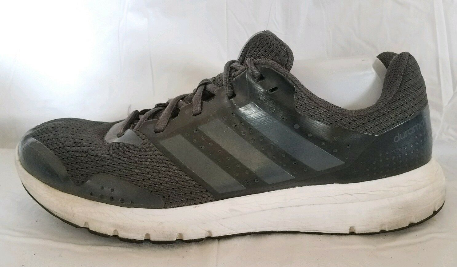adidas duramo mens 9,5 med - sneaker af6663 schwarz - wanderschuhe grau - weißen läuft wanderschuhe - 960de9