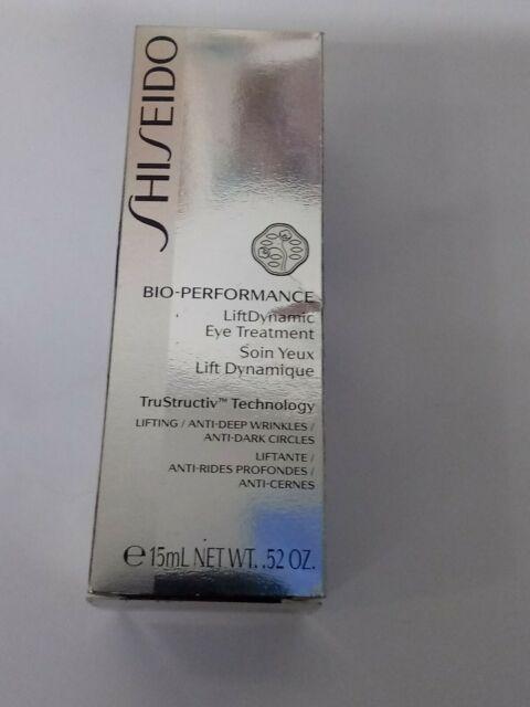 Shiseido Bio-Performance LiftDynamic Eye Treatment 15mL/ 0.52 oz New in Box