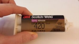 Details about 3M™ Scotch-Weld™ Epoxy Adhesive DP420