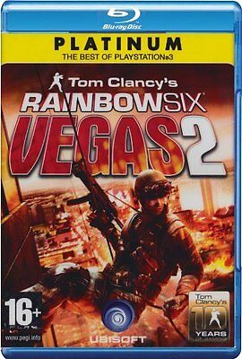 PlayStation 3 : Tom Clancys Rainbow Six: Vegas 2 - Plati VideoGames