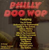 Philly Doo Wop - 24 Va Tracks