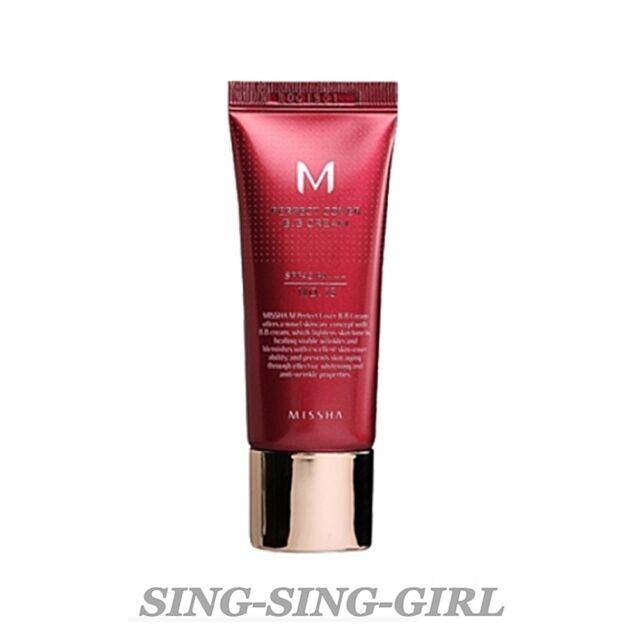 Missha M Perfect Cover BB Cream #13 20ml sing-sing-girl