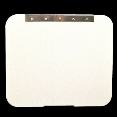 Jet Technologies White Starboard Boat Hatch Backing Plate w// SS Hinge 3001-100D
