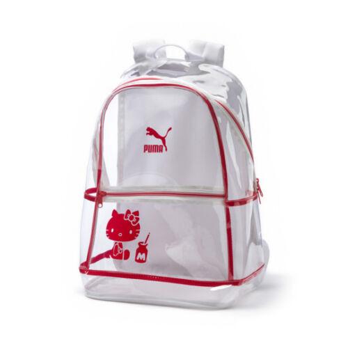 HELLO KITTY × PUMA Back Pack Ruck Sack 50th Anniversary SANRIO FROM JAPAN