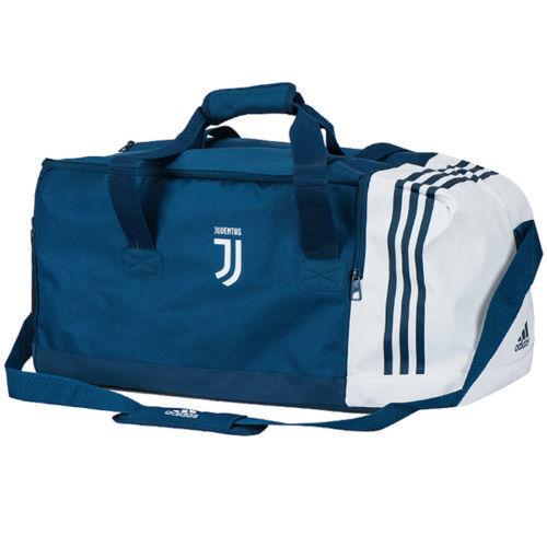 adidas 2017 JUVENTUS Duffel Team Bag Shoulder Tote Gym Blue Ronaldo Br6999  for sale online  1e9fac46ebc16