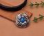 10X-Bohemian-3D-Flower-Turquoise-Conchos-For-Leather-Craft-Keychian-Wallet-Decor miniatuur 57